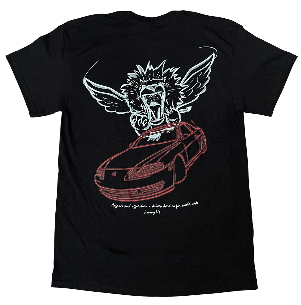 Image of Soaring Attack Tee