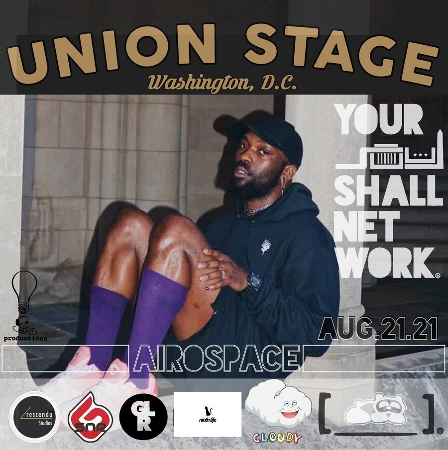 Image of AIROSPACE | Union Stage August 21st