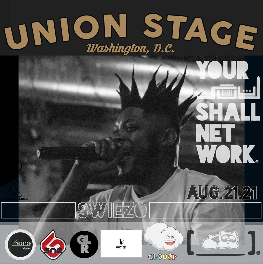 Image of SWIEZO | Union Stage August 21st