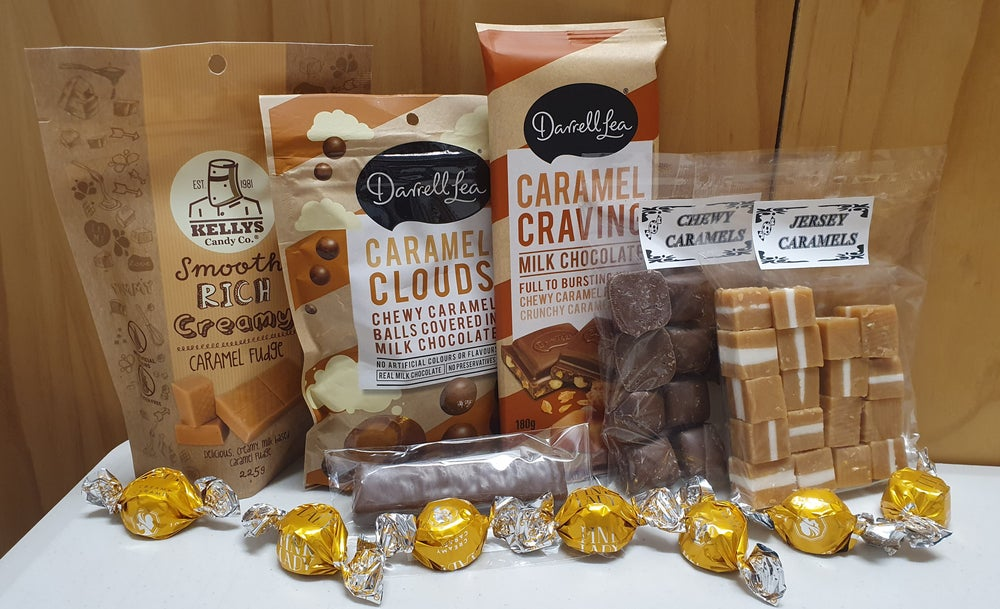 Image of Addicted to Caramel Gift Bag