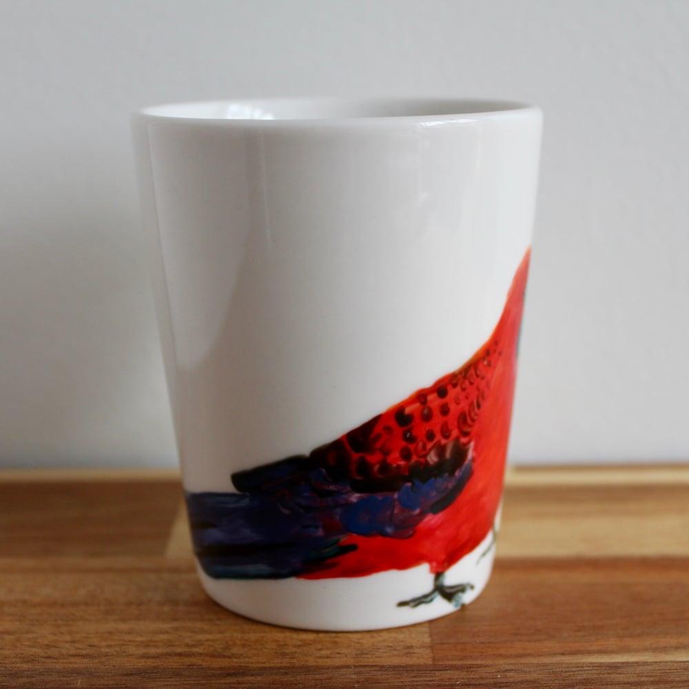 Crimson Rosella Mug