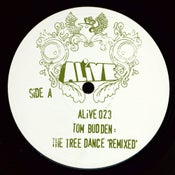 "Image of ALiVE023 / Tom Budden / The Tree Dance 'Remixed' / (Milton Jackson / Acumen Remixes) (12"" Vinyl)"