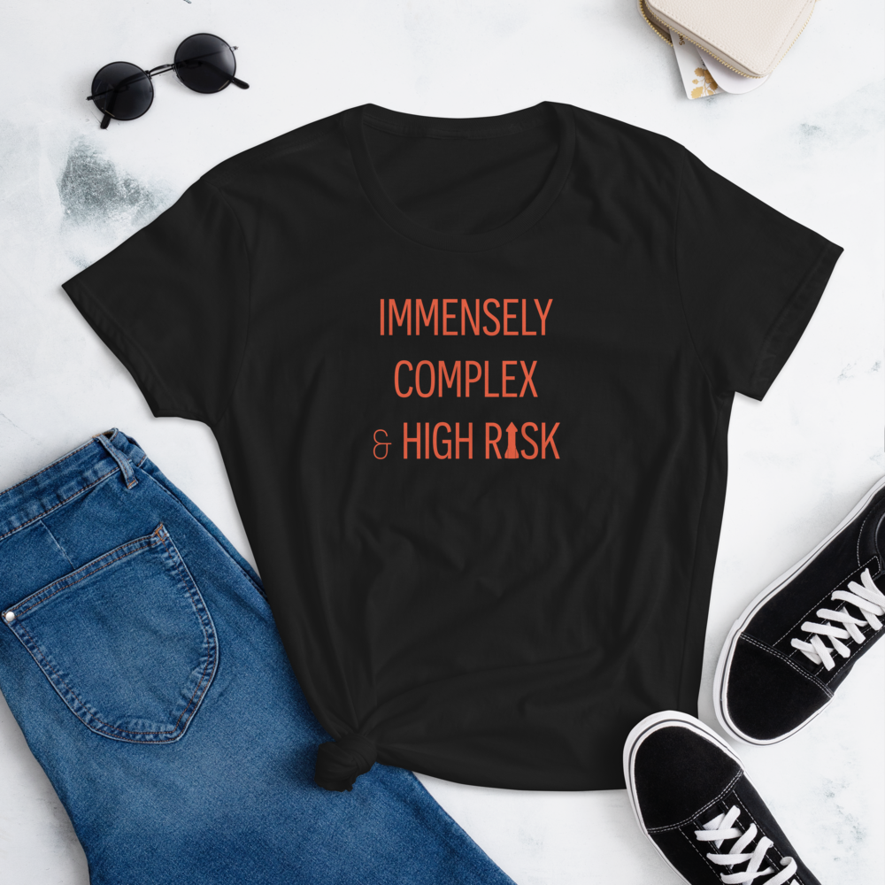 Image of Immensely Complex & High Risk (WOMENS)