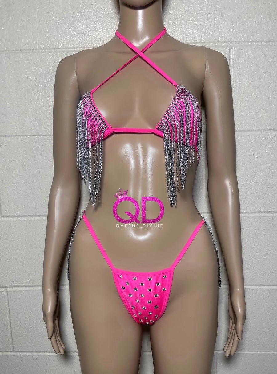 Image of Blinged Out Barbie