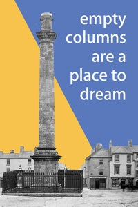 Image of Empty Columns Are a Place to Dream