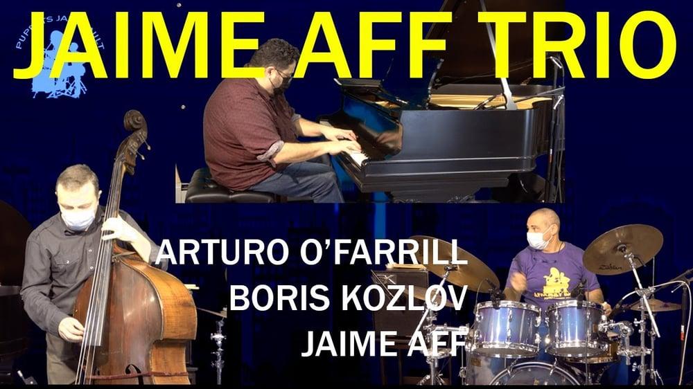 Image of Jaime Aff Trio