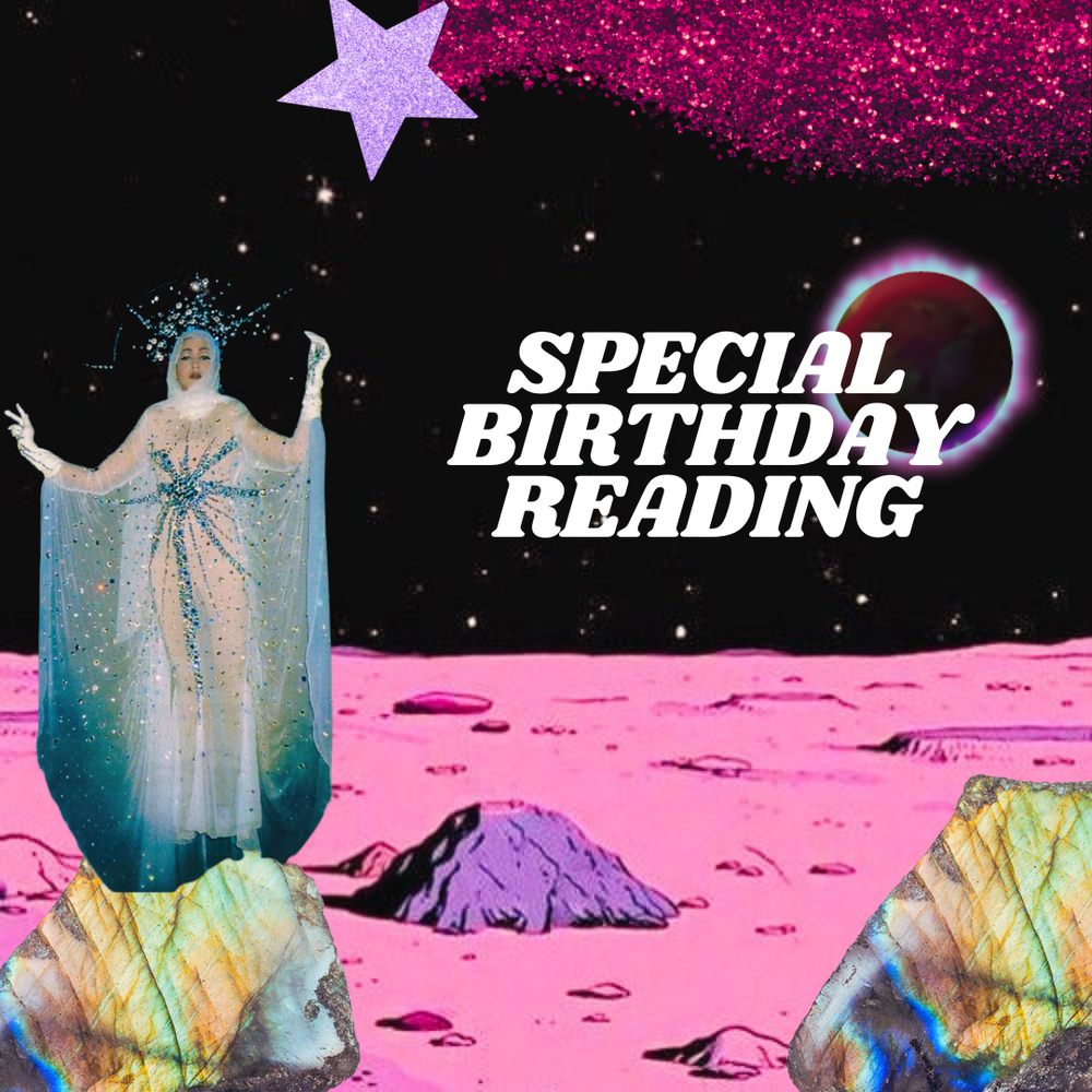 Image of Special Birthday Reading
