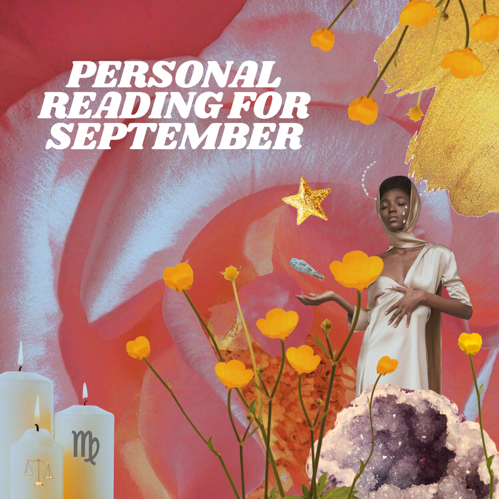 Image of Personal Reading for September