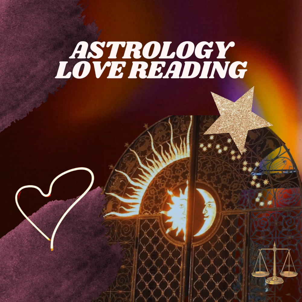 Image of Astrology Love Reading