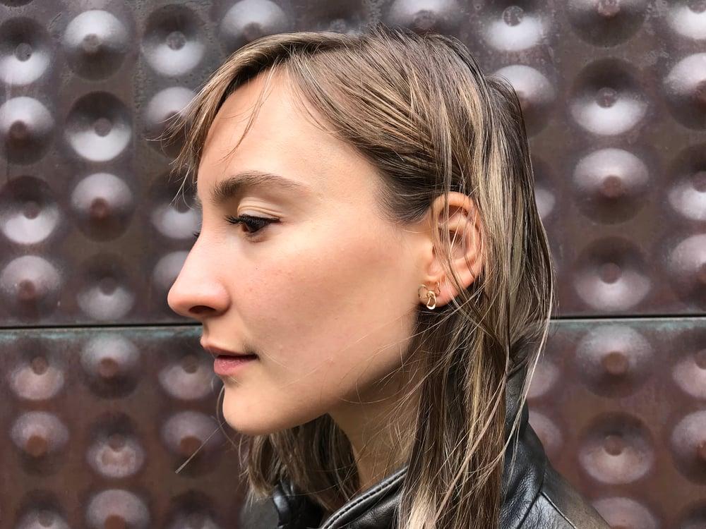 Image of Iris earring