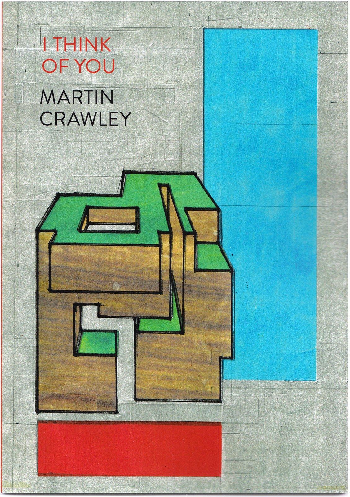 Image of I Think of You | Martin Crawley