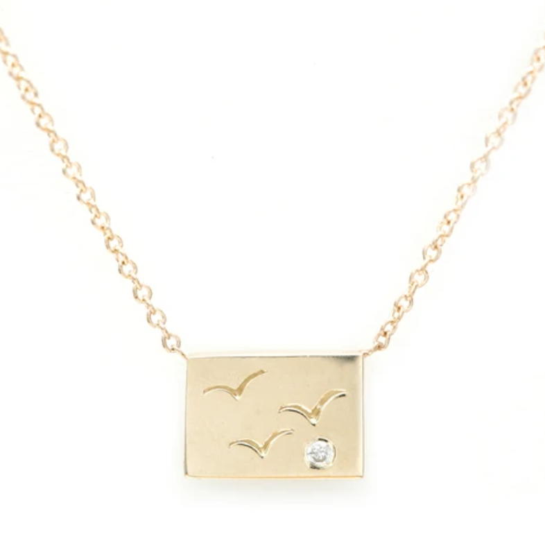 Image of Tiny Charm Necklaces (4 versions)