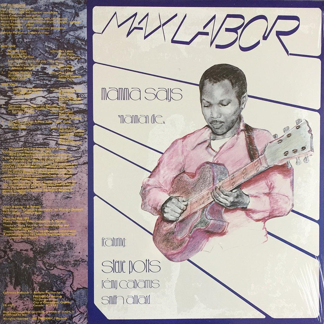 Max Labor - Mamma Says  (Frédéric 7 - 1982)