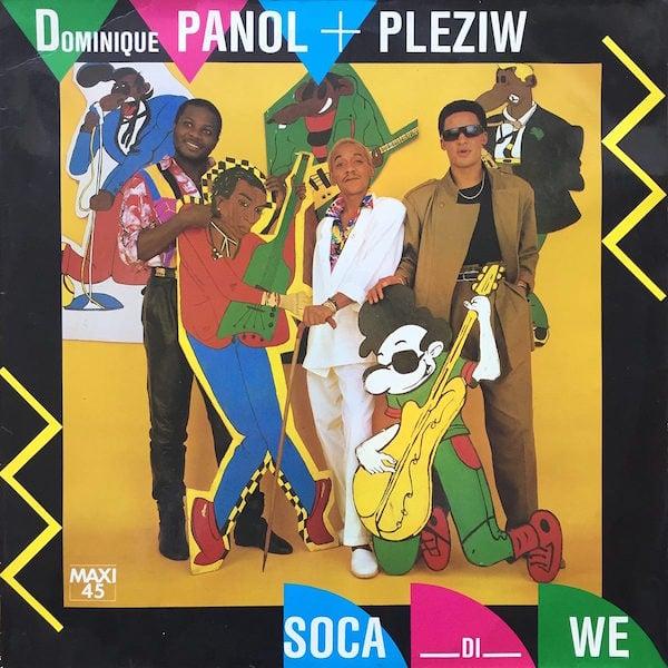 Dominique Panol + Pleziw Soka Di We (Private - 1984)