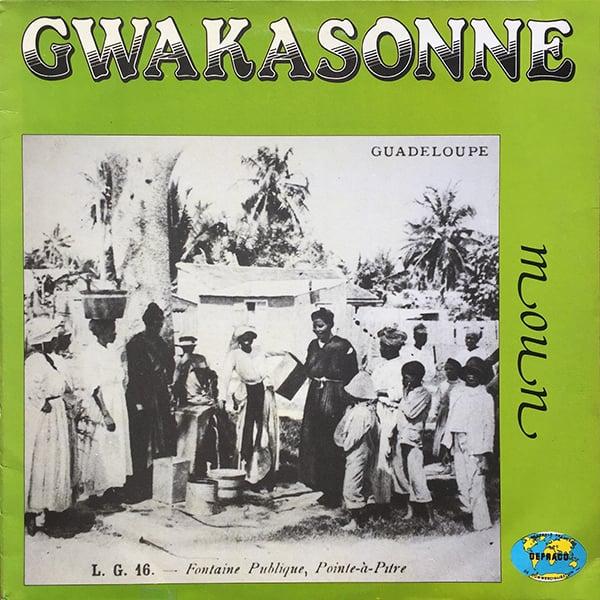 Gwakasonne - Moun (Gefraco - 1989)