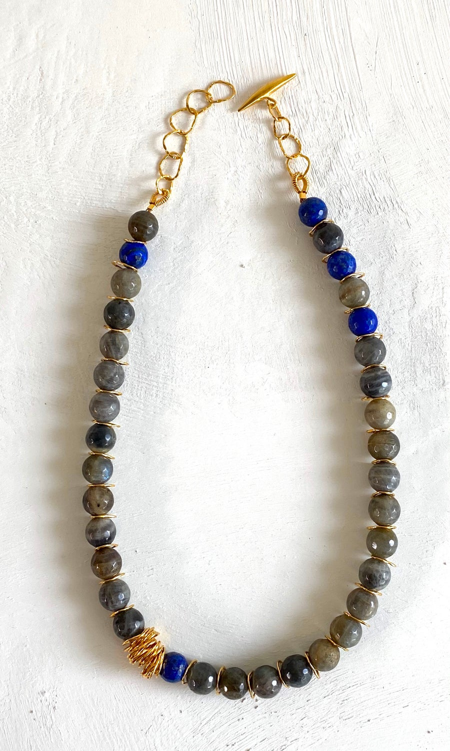 Image of Afiok Beaded Necklace #11