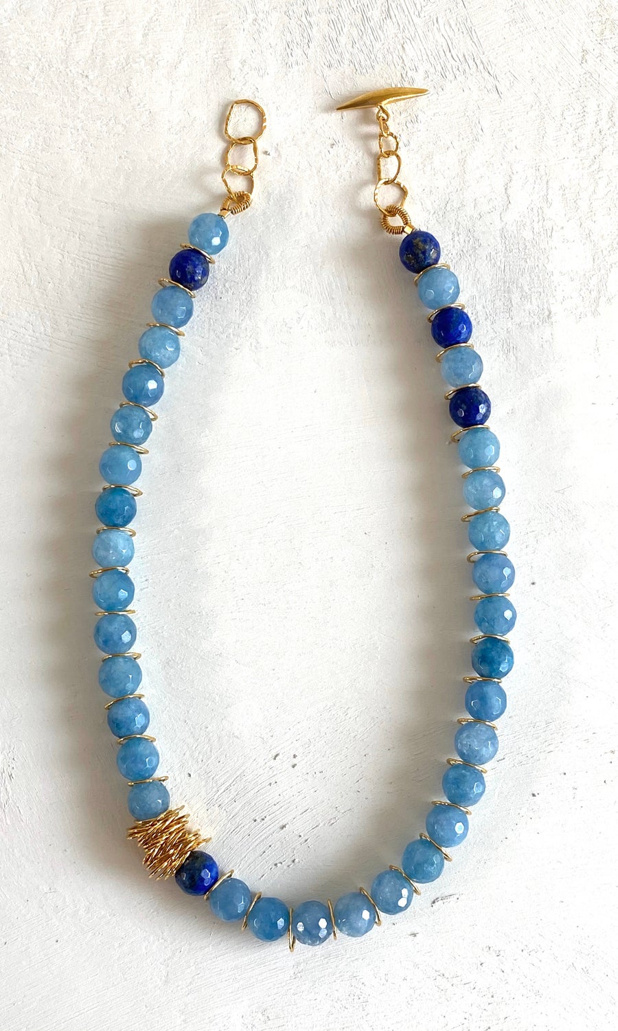 Image of Afiok Beaded Necklace #9
