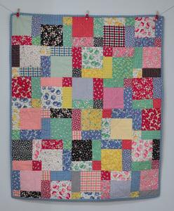 Image of Little Hopscotch Quilt