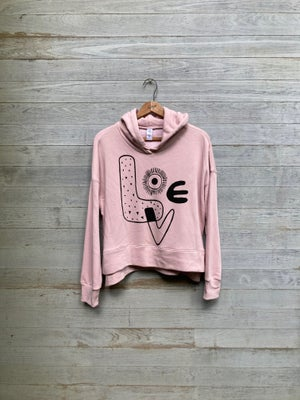Image of Abstract Love Hoodie