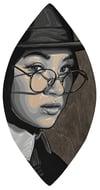 Extra Shady Edition: Cap + Hoodie - Original Painting