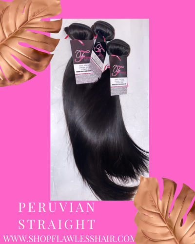 Image of Peruvian Straight- Flawless Collection