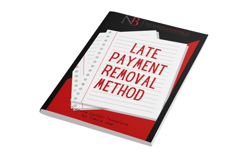 Image of Late Payment Removal Method