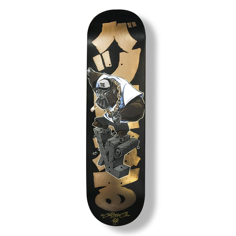 Image of THE GREAT KONG SKATEBOARD