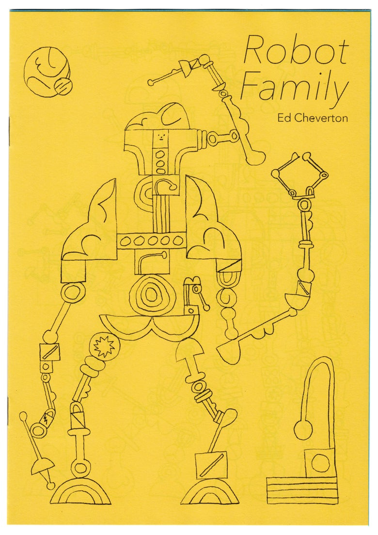 Image of Robot Family