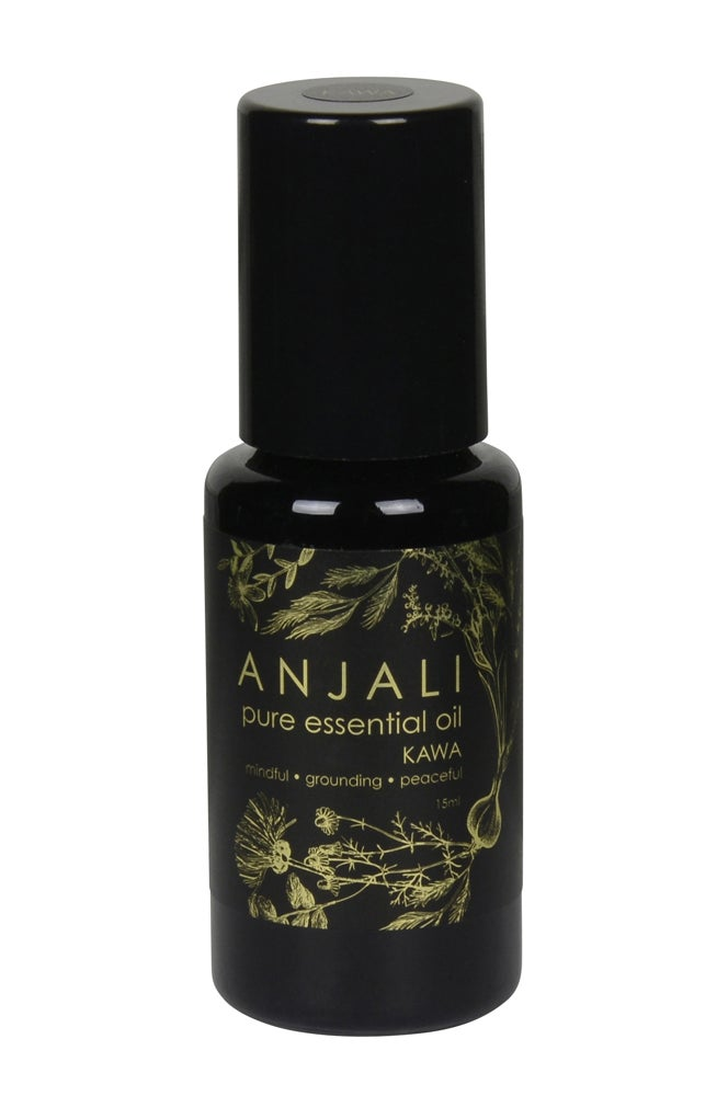 Image of ANJALI ESSENTIAL OILS- perfume glass roller ball