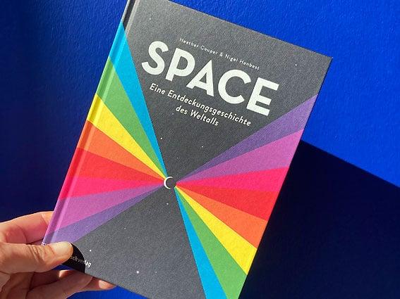 Image of BUCH Space - Eine Entdeckungsgeschichte des Weltalls