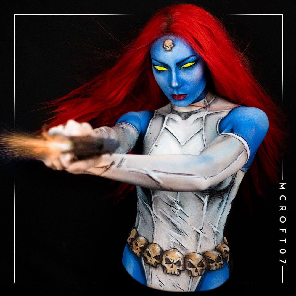 Image of Mystique (Comics)
