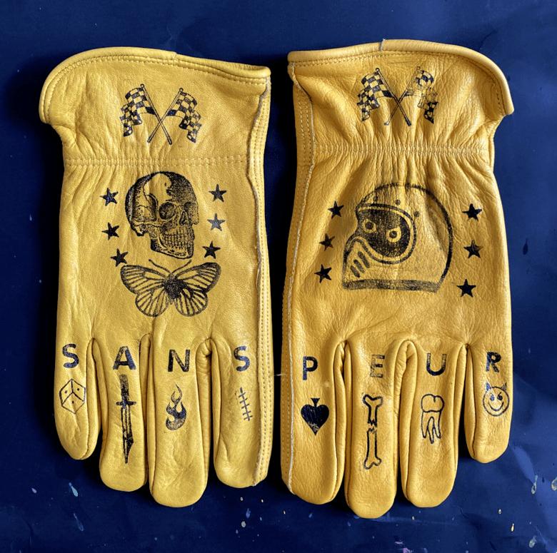 Image of Les gants élégants SANS PEUR