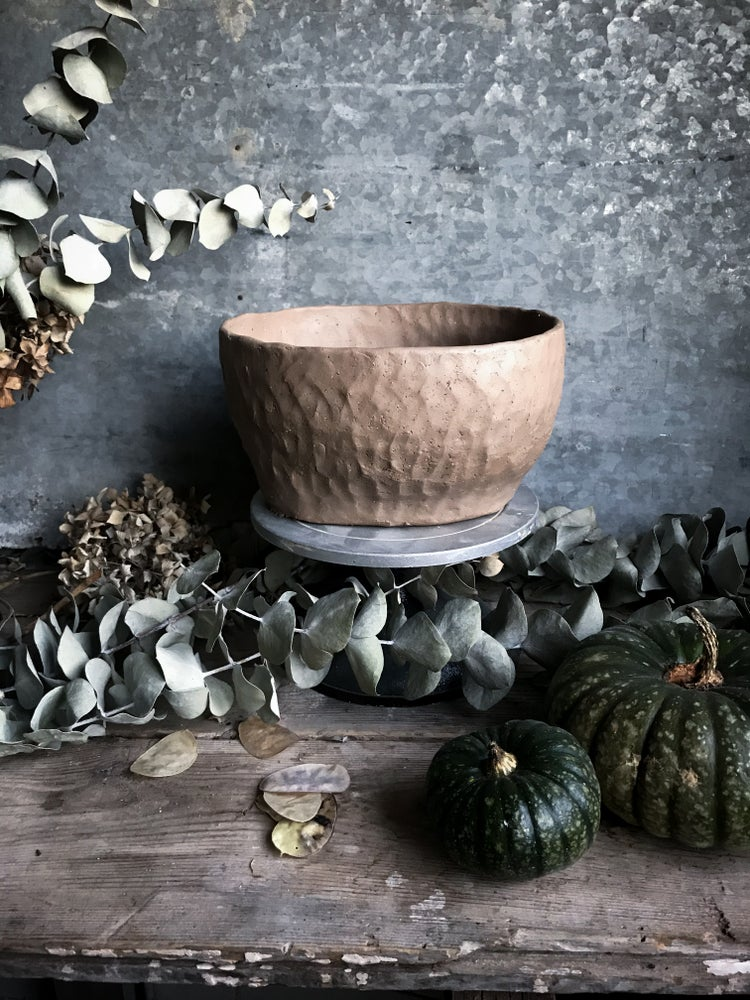 Image of WORKSHOP Country Clay Play Bowl Building Sunday 26 September