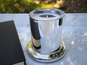 Image of Chromed Candle
