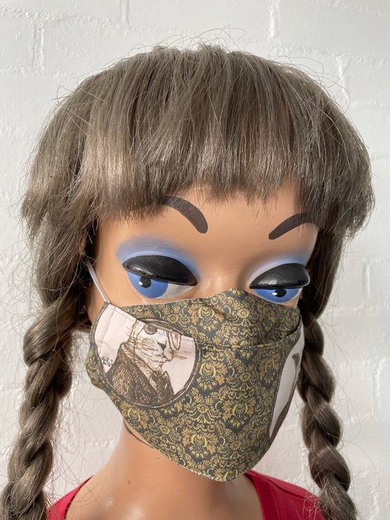 Image of Wallpaper Face Mask