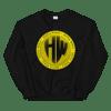 Bumblebee logo sweatshirt