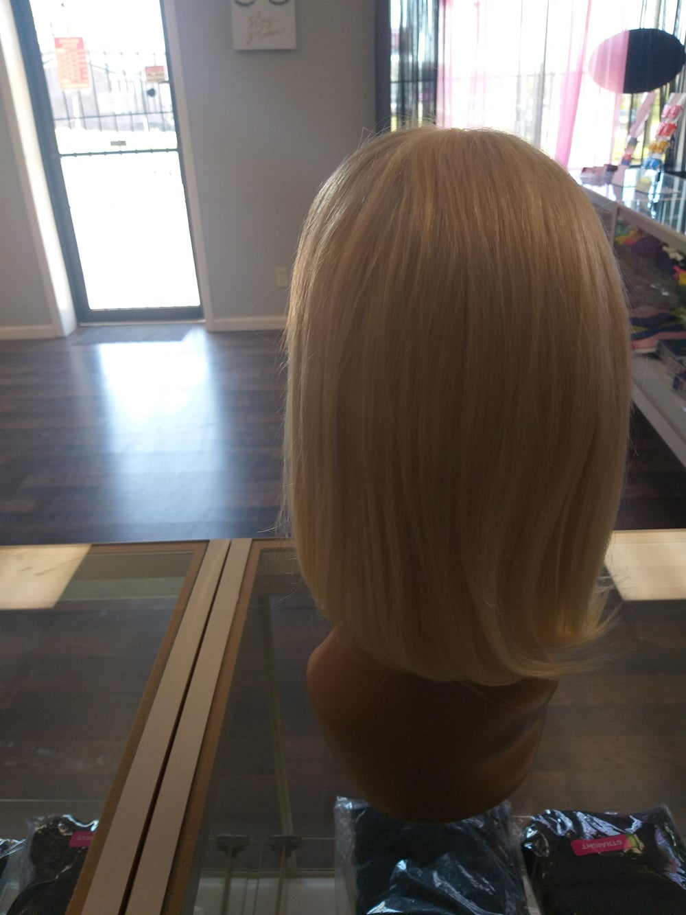 613 Frontal wig 18in