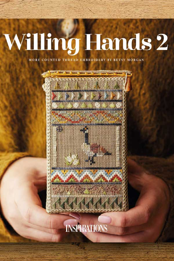 Image of Willing Hands 2 by Betsy Morgan