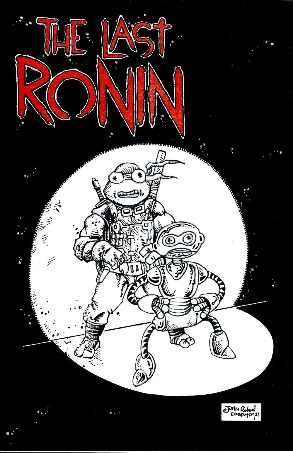 Teenage Mutant Ninja Turtles: The Last Ronin #4 - Variant - 3 Pack (PRE-ORDER)