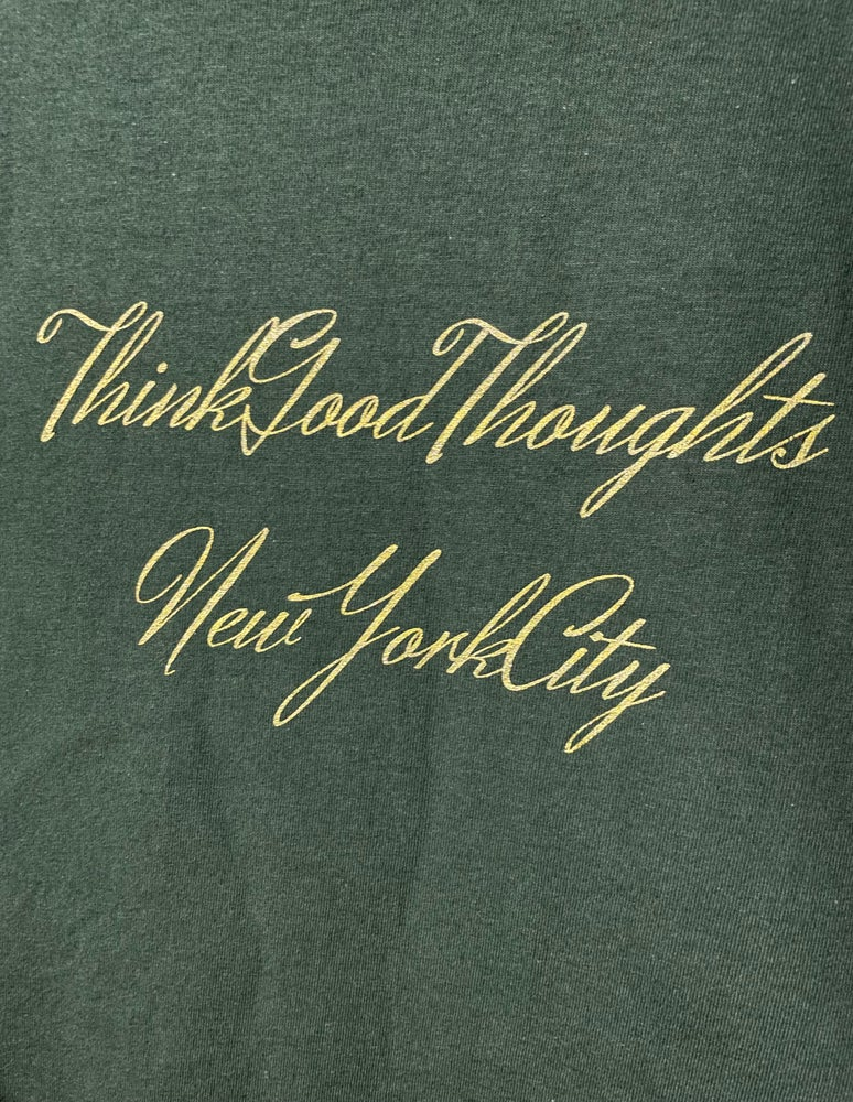 Image of Script Logo Tee - Forest Green