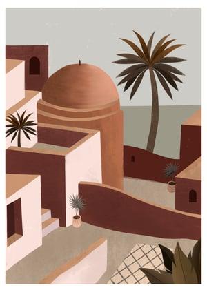 Image of Affiche «Sidi Bou Saïd»