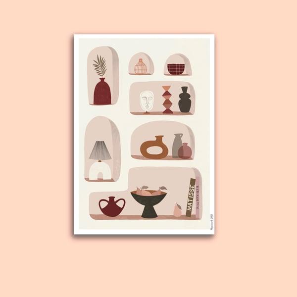 Image of Affiche «Les Citrons du Salon»