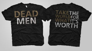 "Image of ""Take This World For What Its Worth"" T-Shirt"