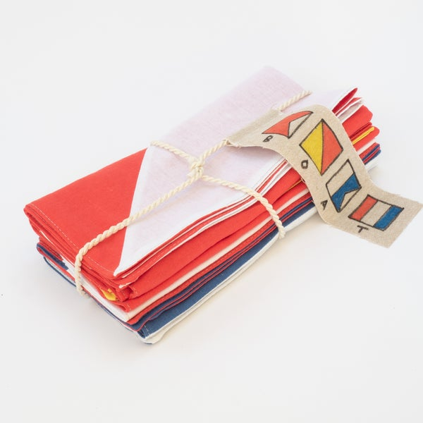 Image of BOAT Napkin Set