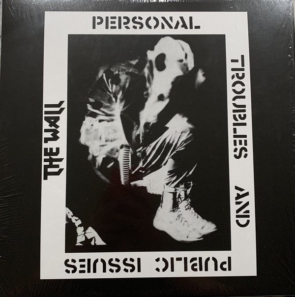 """the WALL - """"Personal Troubles & Public Issues"""" LP"""
