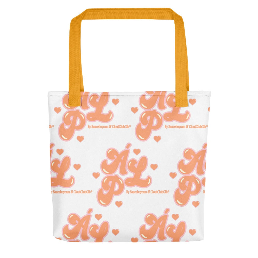 Image of A Lover's Paradise Tote Bag
