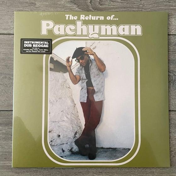 Image of Pachyman - The Return Of Pachyman Vinyl LP