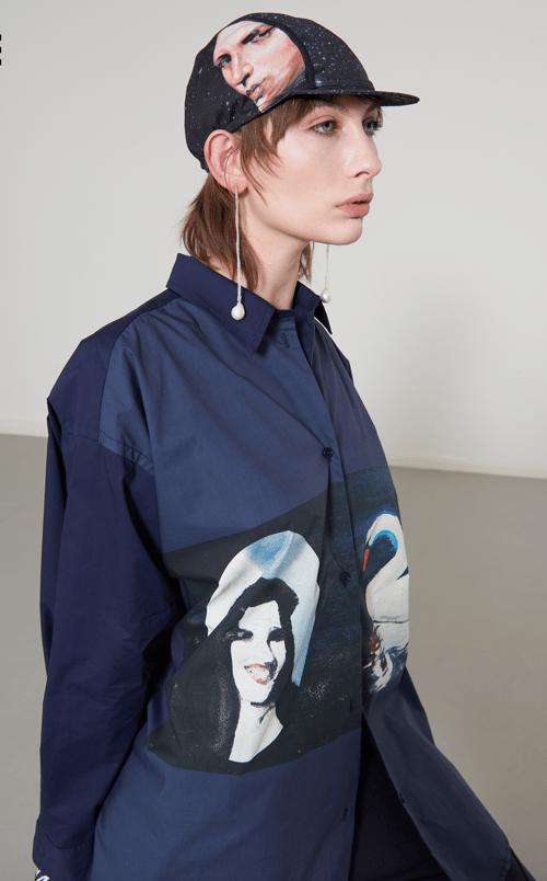 Image of Verner Swan & Nun Business Shirt