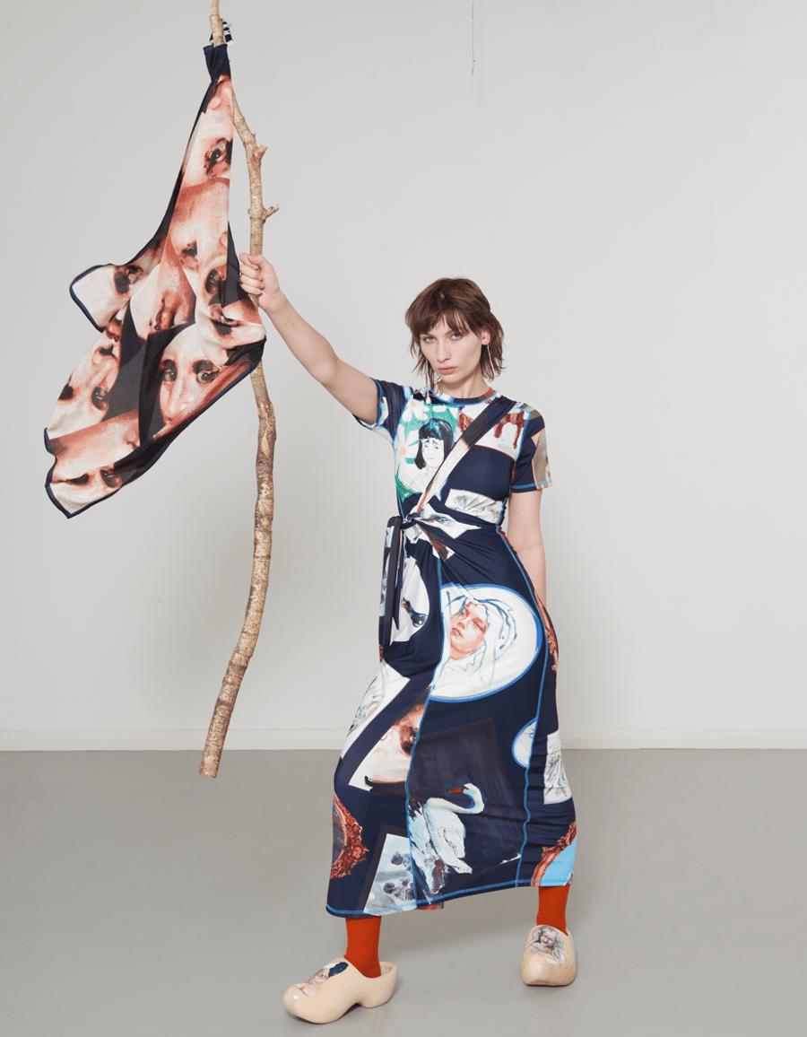 Image of Verner Salon Dress