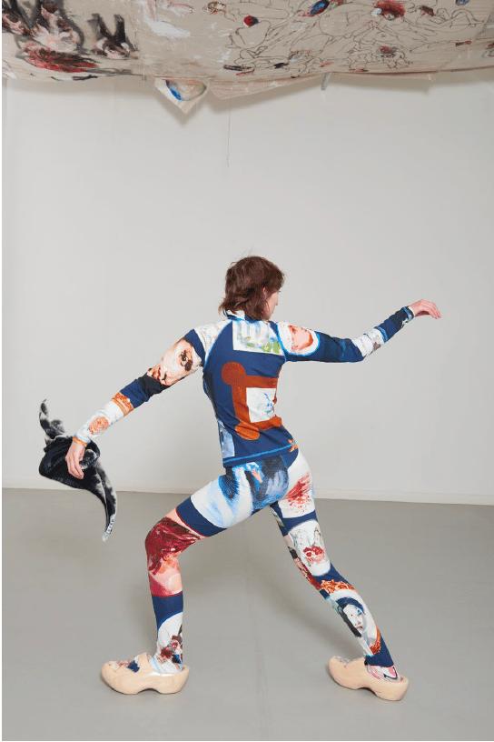 Image of Verner Salon Leggings